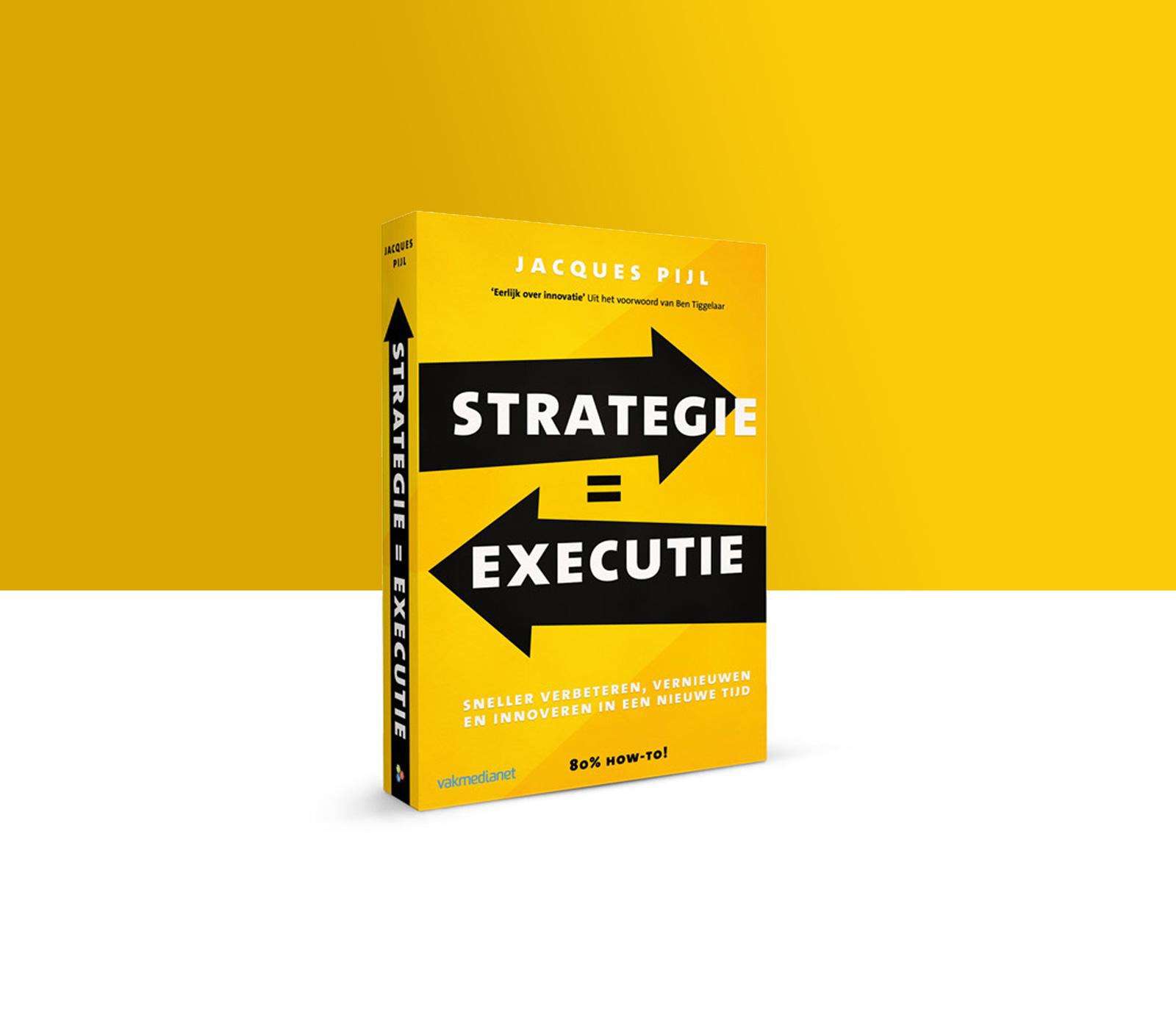 Beeldmarq - Grafische vormgeving & communicatie | Expertises | Boek strategie = executie