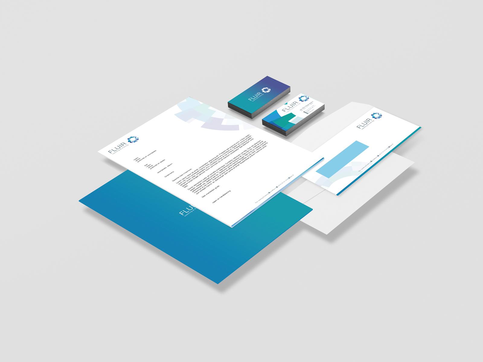 Beeldmarq - Grafische vormgeving & communicatie | Fluir Huisstijl