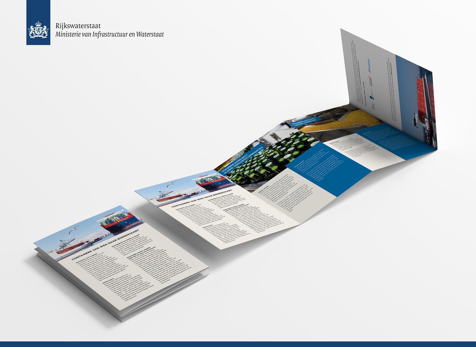 Beeldmarq-Flyer-Ministerie Infrastructuur en Waterstaat