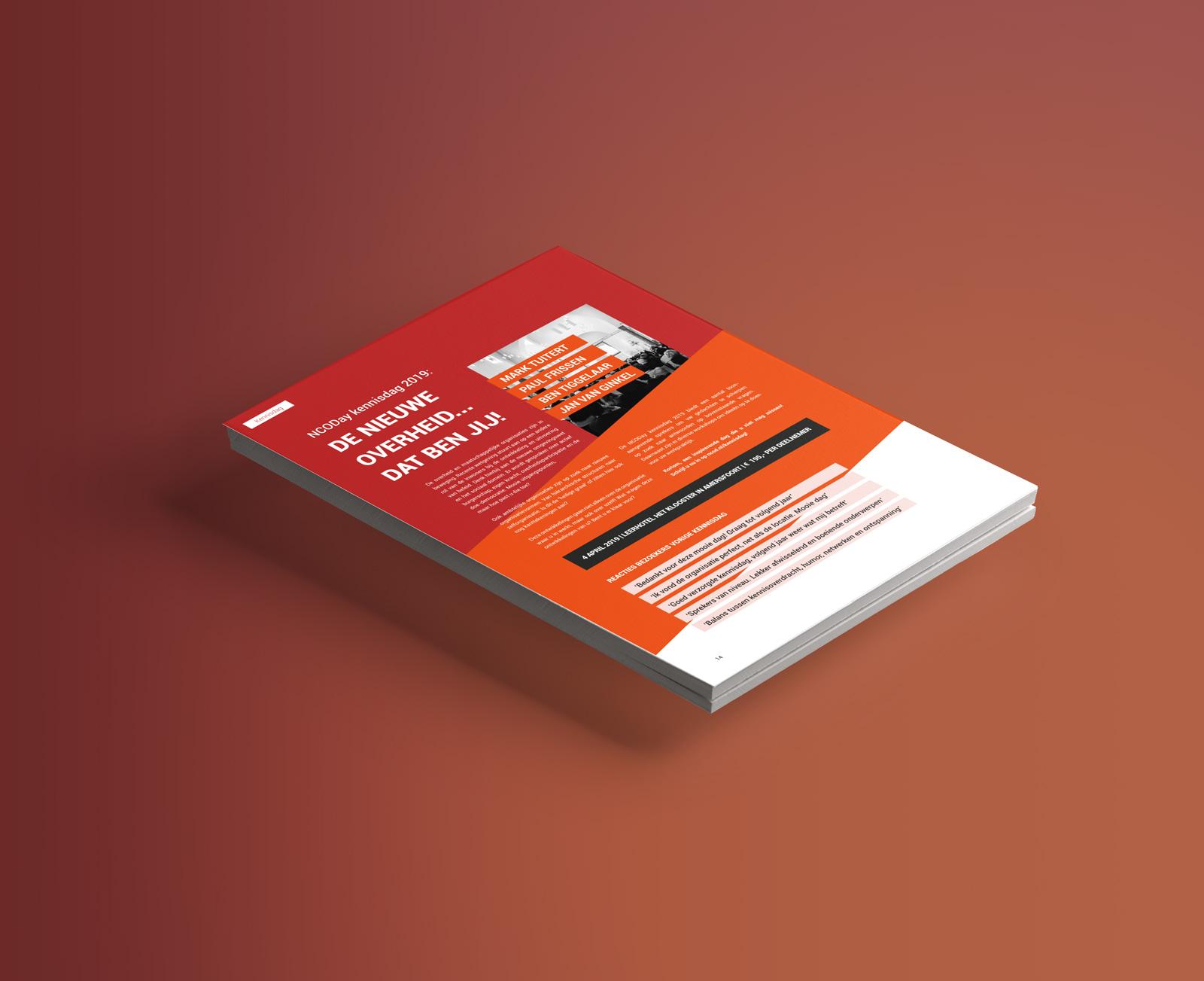 Beeldmarq - Grafische vormgeving & communicatie |NCOD huisstijl