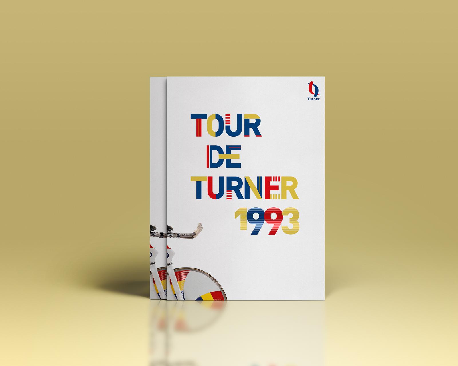 Beeldmarq - Grafische vormgeving & communicatie |Tour de Turner