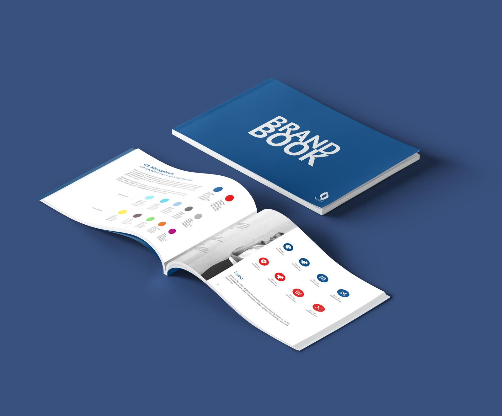 Beeldmarq - Grafische vormgeving & communicatie | Expertises | Brand boek