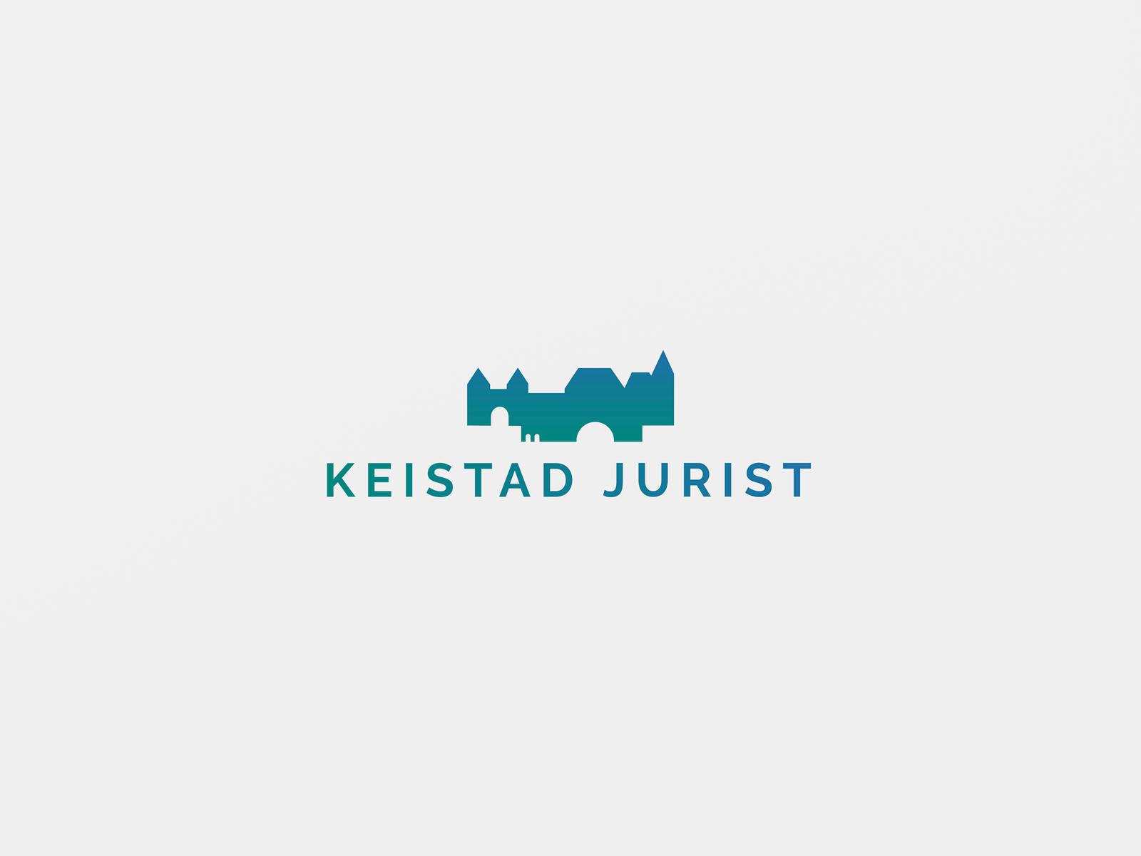 Beeldmarq - Grafische vormgeving & communicatie |Keistad Jurist Logo