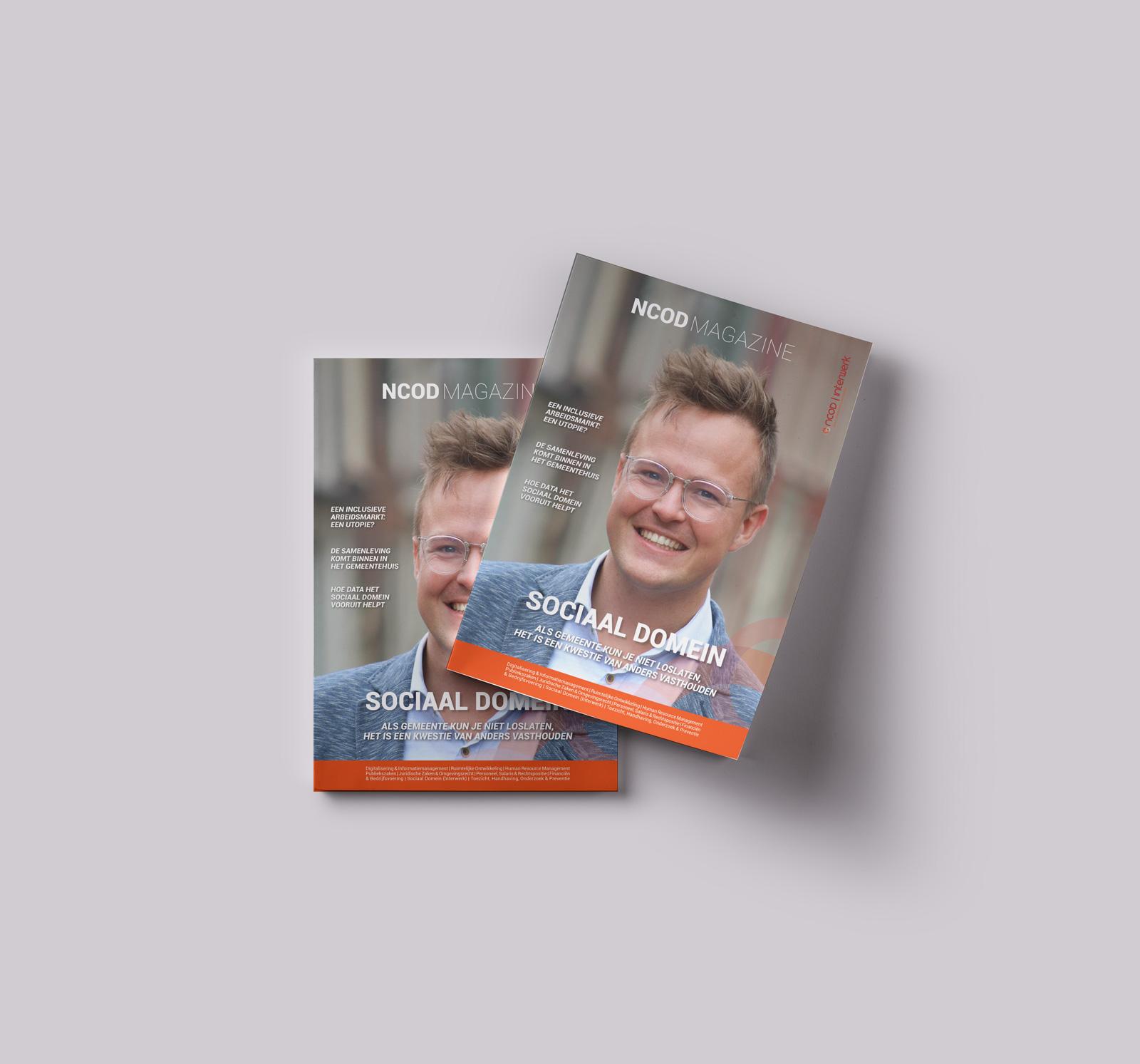 Beeldmarq - Grafische vormgeving & communicatie |NCOD magazine