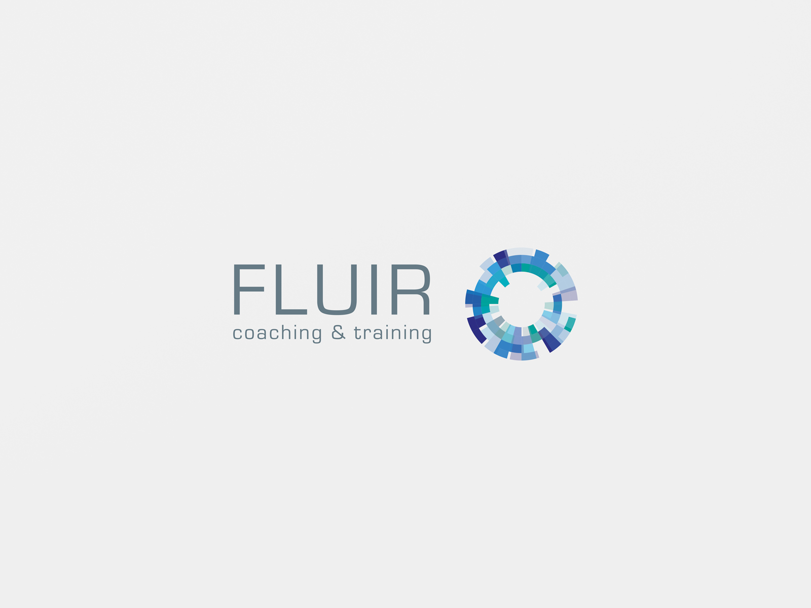Beeldmarq - Grafische vormgeving & communicatie |Fluir logo