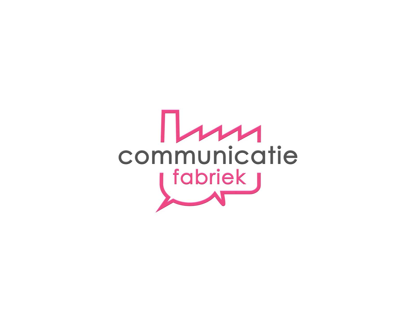 Communicatiefabriek-website